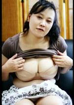 【人妻伝 午後の奥様 秘密の情事】Fカップ熟女の危険なおアソビ 原口裕美37歳