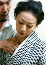 【人妻伝 午後の奥様 秘密の情事】和服美人 淫猥な休日 井沢景子33歳