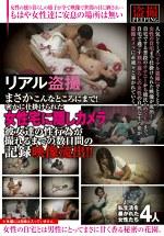 リアル盗撮 まさかこんなところにまで!密かに仕掛けられた女性宅に隠しカメラ 彼女達の性行為が撮れるまでの数日間の記録映像流出!!