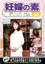 妊婦の素2[副乳(ふくにゅう)を持つ、元・レースクイーン妊婦]