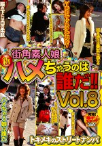 街角素人娘 新ハメちゃうのは誰だ!! Vol.8