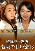 特撰三十路妻 ~若妻の甘い蜜~ vol.13