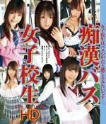 痴漢バス女子校生 COLLECTION HD