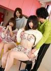 ムータンSP6 vs.仲良しの女の子たち・無垢で優しさあふれるママ友だち