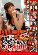 SOFT ON DEMAND 男性ユーザー100万人が選んだ!確実にヌケるSOD女子社員 2010年間BEST.20