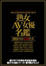 平成大不況の日本を大きな愛で満たす 熟女AV女優名鑑 深情けの女神たち