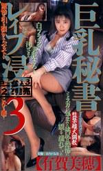 巨乳秘書レイプ浸け 3 有賀美穂