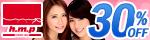 12/15(金)10時まで☆人気女優の最新作から'80、'90年代AVアイドルの懐エロAVまで!★【h.m.p】全作品30%OFFセール!