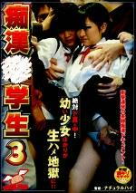 痴漢○学生 3