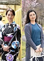 【井上綾子/咲良しほ】母●交尾 義母と息子の絶頂SEX秘湯旅!