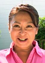 彩乃(52歳)黒乳首