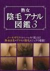 熟女 陰毛アナル図鑑 3
