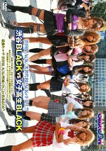 渋谷BLACK VS 女子高生BLACK ギャルの聖地で世代交代を賭けてガチンコ対決!!