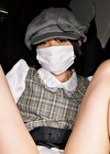 帽子が似合う女子大生はおやじの口車に乗せられ嫌々ながらもイキまくり!!