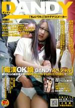 「痴漢OK娘 DANDYスペシャル」絶対NGの絶世美少女に連日ちょいワルをしかけたら何度もヤられた VOL.1
