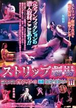 ストリップ劇場Ⅲ 潜入ルポ!!美人ダンサーの過激本番ナマ板ショー