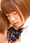 miko(3) パイパン制服娘