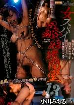 女スパイ暴虐拷問室13 小川みちる