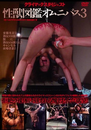 性獣図鑑オムニバス 3