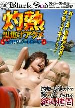 灼熱黒焦げアクメVol.2 IN沖縄リゾートビーチ