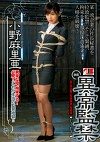 異常監禁 某一流企業社長秘書 小野麻里亜