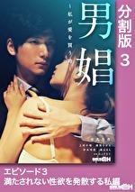 男娼~私が愛を買う時~ エピソード3 満たされない性欲を発散する私編